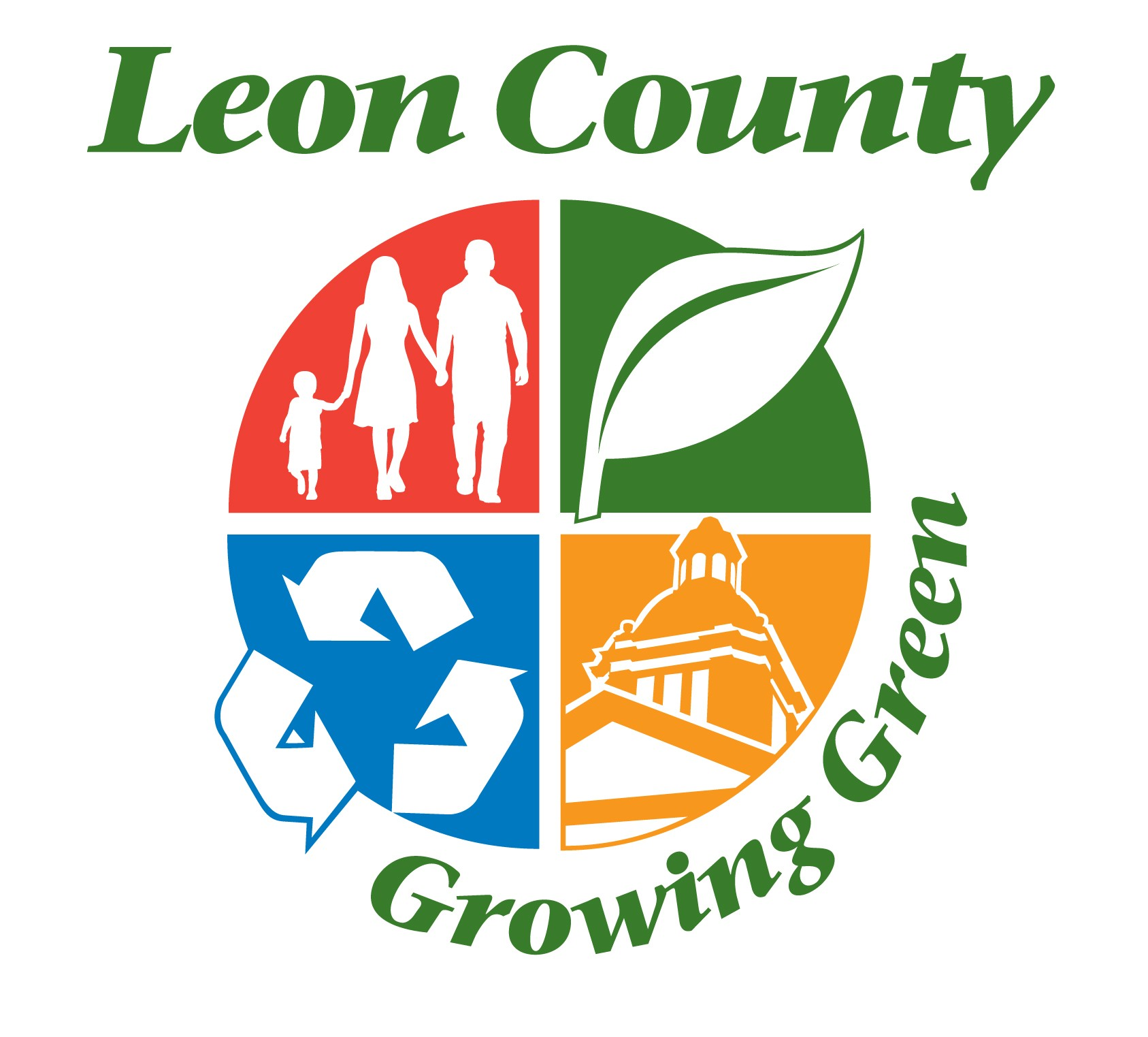 Leon County Growing Green Initiatives< LEAP and Green Mapping!